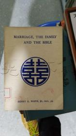 MARRIAGE,THE FAMILY AND THE BIBLE