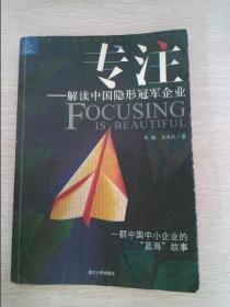 专注解读中国隐形冠军企业