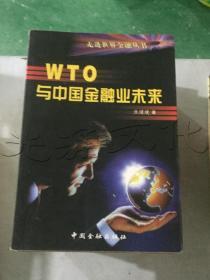 WTO与中国金融业未来走进世界金融丛书