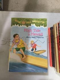 High Tide In HawaiiMagic Tree House 28