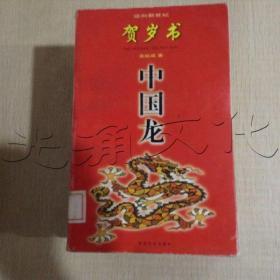 中国龙贺岁书