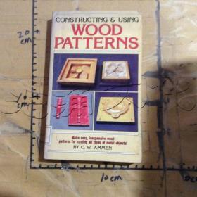 Constructing & using wood patterns