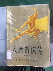 大唐游侠传中册