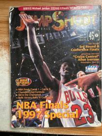 JUMP SHOOT (全彩色中文篮球杂志) 第45期