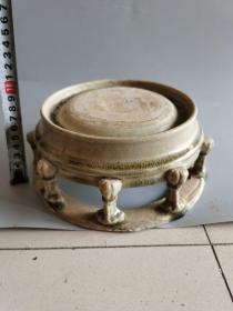 古董古玩老窑瓷器隋唐时期相州窑瓷器