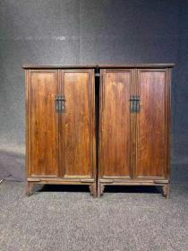 古董古玩黄花梨老家具明清家具木器木艺海南黄花梨面条柜