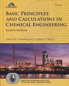 Basic Principles And Calculations In Chemical Engineering (8th Edition) (prentice Hall International