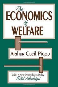 The Economics Of Welfare-福利经济学