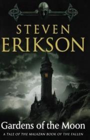 Gardens Of The Moon (Malazan Book of the Fallen #1)-月亮花园(玛拉赞的堕落之书)