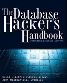 The Database Hacker's Handbook-数据库黑客手册