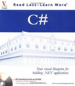 C#: Your Visual Blueprint for Building .Net Applications