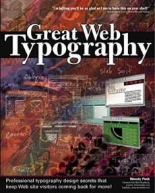Great Web Typography-伟大的网页排版