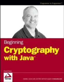 Beginning Cryptography With Java-从java开始加密