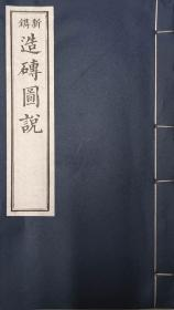 镌新 造砖图说 (雕版刷印 线装)