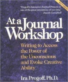 At A Journal Workshop-研讨会上的杂志