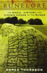 Runelore: A Handbook of Esoteric Runology