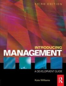 Introducing Management-介绍管理