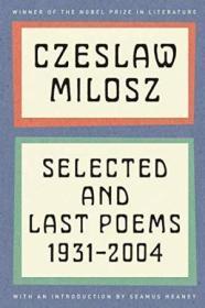 Czeslaw Milosz-切斯瓦米洛斯