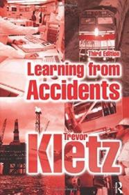 Learning From Accidents Third Edition-从事故中吸取教训第三版