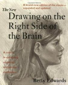 The New Drawing On The Right Side Of The Brain-右脑的新画