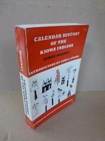 Calendar History Of The Kiowa Indians-基奥瓦印第安人的历法史