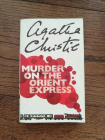 MURDER ON THE ORIENT EXPRESS、And THEN There WERE NONE(英文原版,东方快车谋杀案、无人生还。两册合售)