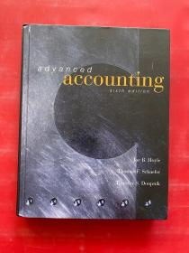 Advanced accounting  sixth edition(高级会计学)英文原版