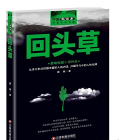 回头草 : 晏瑜短篇小说作品