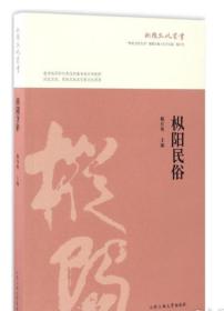 枞阳民俗/枞阳文化丛书