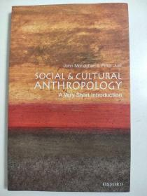 Social and Cultural Anthropology:A Very Short Introduction 社会和文化人类学 英文版