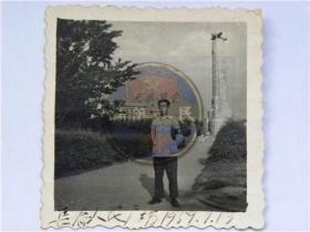 1959年长春市人民广场留念(50年代)