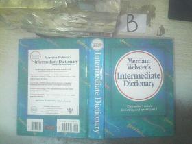 Merriam-Webster's Intermediate Dictionary /韦氏中级词典