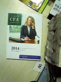 CFA 2014 Level 1 Book2