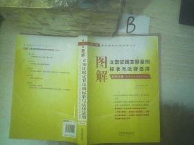 图解立案证据定罪量刑标准与法律适用(第4分册):妨害社会管理秩序案(第8版)
