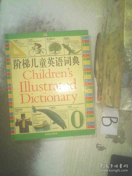 阶梯儿童英语词典:彩色图解