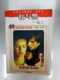 DA215402 红与黑  名著名译插图本(一版一印)