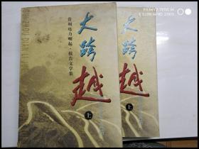 X108674 贵州电力崛起·报告文学集 大跨越(上册)【一版一印】