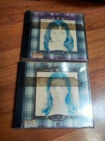 孟庭苇钻石金选集1990-1994(上下未拆封) +孟庭苇纯真年代CD未拆封+孟庭苇谁的眼泪在飞 CD