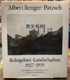 【包邮】Ruhrgebiet〜Landschaften 1927-1935