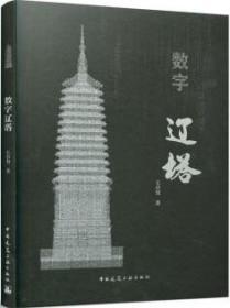 数字辽塔 9787112244874 王卓男 中国建筑工业出版社 蓝图建筑书店