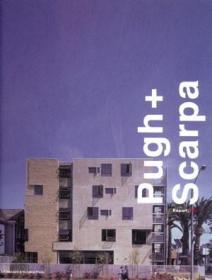 美国当代著名建筑设计师工作室报告 皮尤+斯卡帕 9787112073856 蓝青 中国建筑工业出版社 蓝图建筑书店