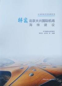 解密北京大兴国际机场海绵建设 9787112252329 杨京生 刘京艳 中国建筑工业出版社 蓝图建筑书店