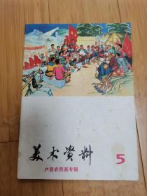 美术资料(5)户县农民画专辑