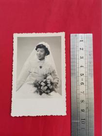 早期婚纱照