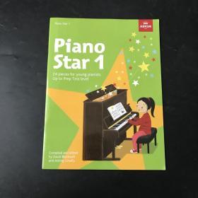 piano star1 钢琴乐谱
