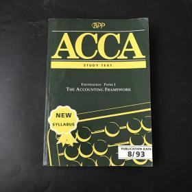 acca study text  学习文本
