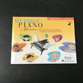 My First Piano Book 附光盘