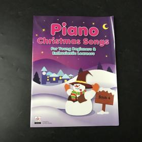 piano christmas songs book4