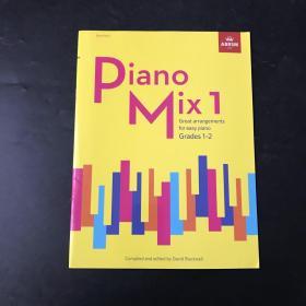 piano mix1 钢琴乐谱