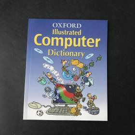 oxford illustrated computer dictionary牛津电脑插图词典